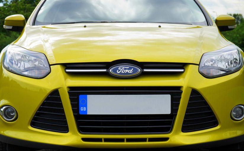 Zakup części do Forda