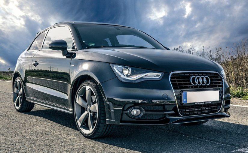 Zakup części do Audi